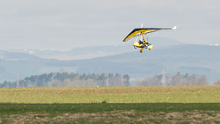 Click to view details and reviews for 10 Minute Flex Wing Microlight Flight In Bath.