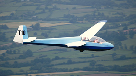 Introduction To Gliding With Two Flights