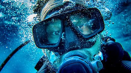 Scuba Diving In Buckinghamshire