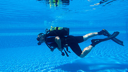 Scuba Diving In Berkshire