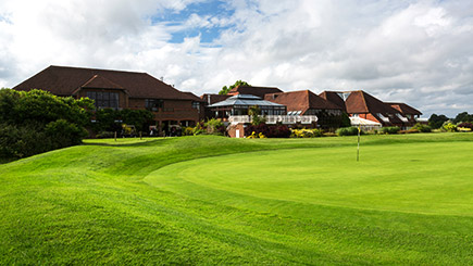 One Night Golf Break At Dale Hill Hotel And Golf Club