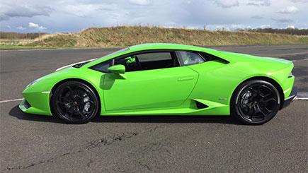 Lamborghini Huracan Blast