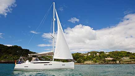 A Sailing Cruise In Cornwall For Two