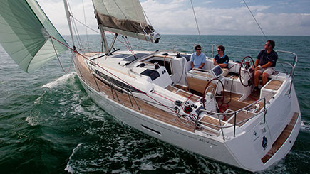 Sailing Weekend In Devon For Two