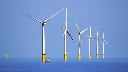 Offshore Windfarm Tour For Two