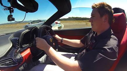 Ferrari 458 Thrill In Elvington