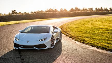 Lamborghini Huracan Thrill