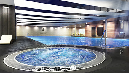 Indulgent Spa Day At Formby Hall Golf Resort And Spa