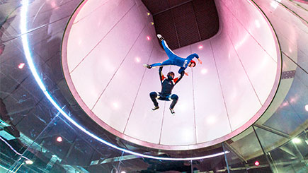 Extended Indoor Skydiving In Manchester