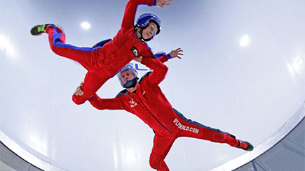 Extended Indoor Skydiving In Basingstoke