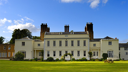 Hotel Spa Escape With Dinner For Two At Haughton Hall Hotel And Leisure Club