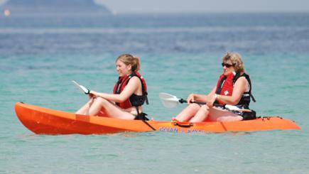 Sea Kayaking Tour For Two