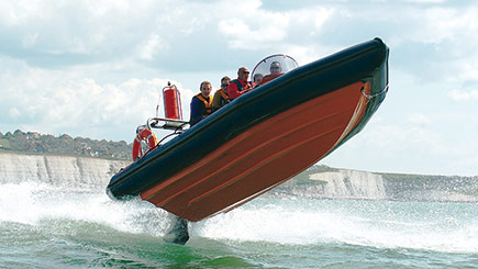 Buy RIB Powerboating Adventure for Two