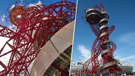 Buy Arcelormittal Orbit and Afternoon Tea for Two