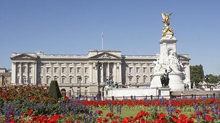 Buckingham Palace State Rooms And Afternoon Tea At The Grosvenor Hotel For Two