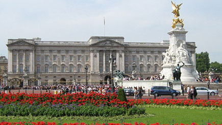 Buckingham Palace State Rooms And Champagne Afternoon Tea For Two