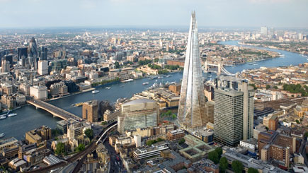 The View From The Shard Family Ticket