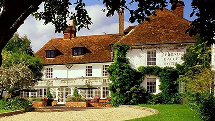 Country Spa Break For Two At The Spread Eagle Hotel And Spa, West Sussex