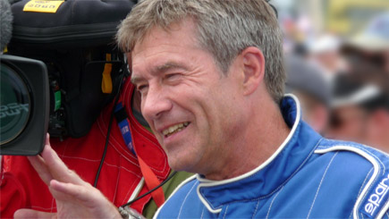 Motor Racing with Tiff Needell at Thruxton