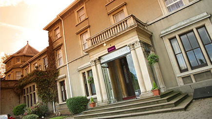 Hotel Escape For Two At Mercure Burton Upon Trent, Newton Park Hotel