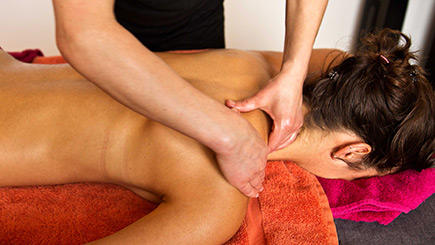 Prishtabyanga Back Massage