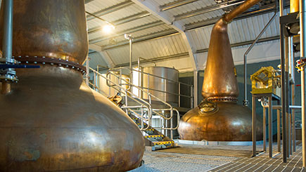 Single Malt Distillery Tour And Lunch For Two At Kingsbarns Distillery
