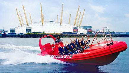 Buy Thames Rocket Powerboating and Coca-Cola London Eye for Two, London