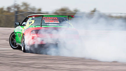 Click to view details and reviews for Half Day Drifting With Three Lap Passenger Ride.
