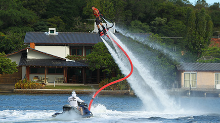Click to view details and reviews for Flyboarding In Lincolnshire.