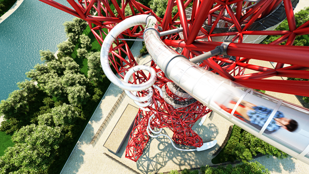 Buy The Slide at The ArcelorMittal Orbit - Family Ticket