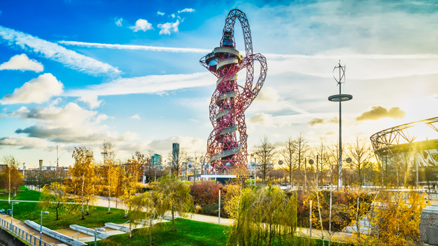 Buy The Slide at The ArcelorMittal Orbit for Two - One Adult and One Child