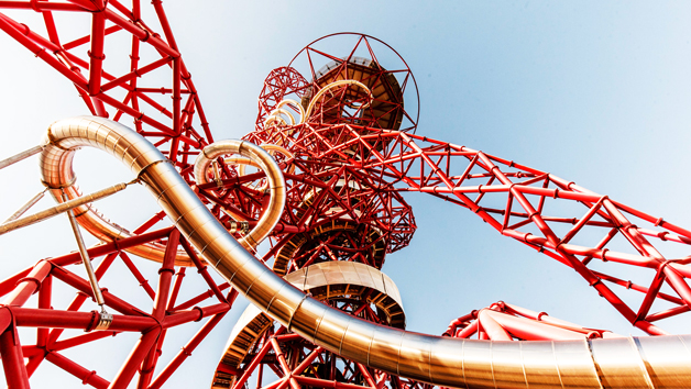 Buy The Slide at ArcelorMittal Orbit and Bottle of Prosecco for Two