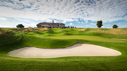 One Night Golf Break For Two At The Oxfordshire