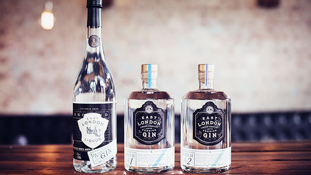 Buy Spirit of Gin Tour and Tasting at East London Liquor Company