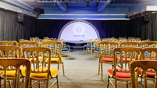 Click to view details and reviews for Comedy Night For Two At Comedy Station Comedy Club.