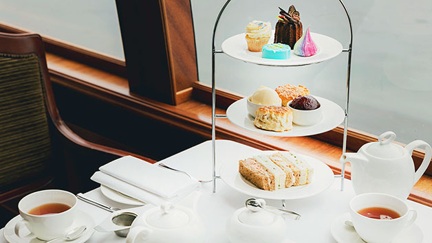 Superior Bateaux Windsor Afternoon Tea Cruise for Two