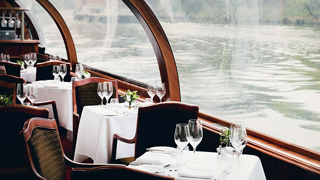 Buy Bateaux Windsor Thames Sunday Lunch Cruise for Two