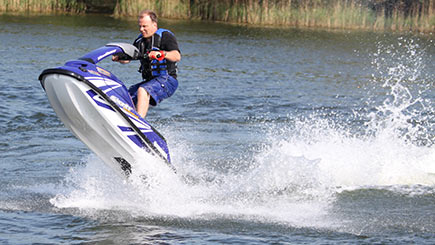 Jet Skiing In Bedfordshire
