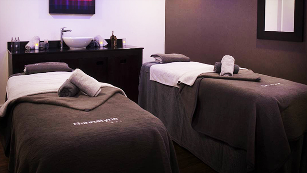 Buy Bannatyne Spa Day for Two with 55 Minutes of Treatments
