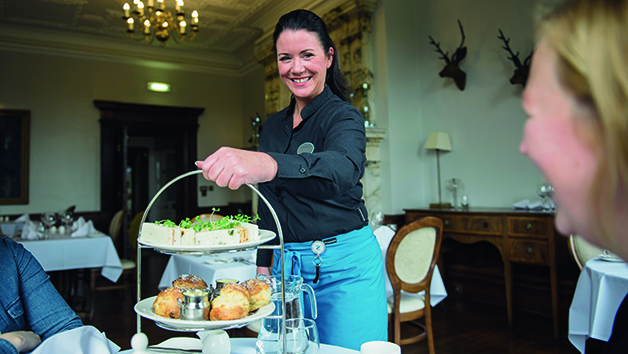 Afternoon Tea At Nidd Hall Hotel For Two