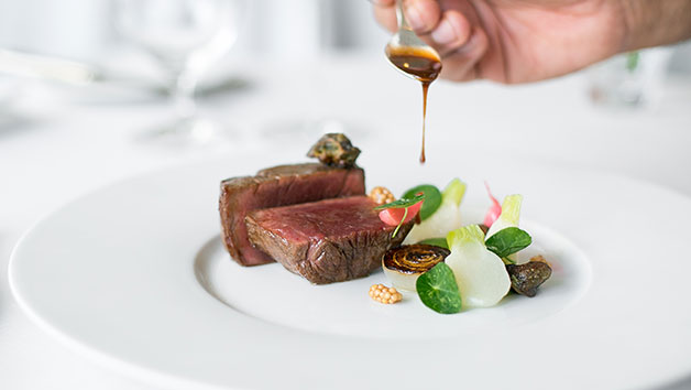 Four Course Michelin Star Lunch At Gordon Ramsay's Petrus For Two