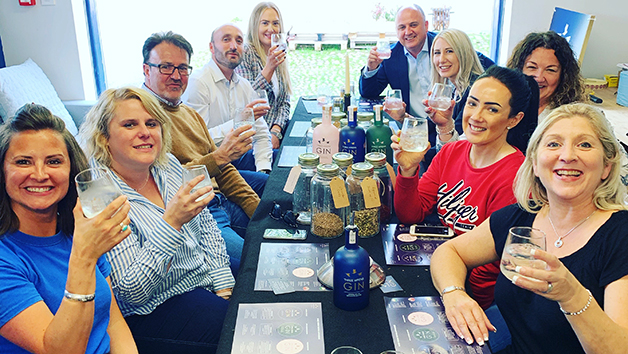 Buy Gin Tasting with Distillery Tour at Three Wrens Gin for Two