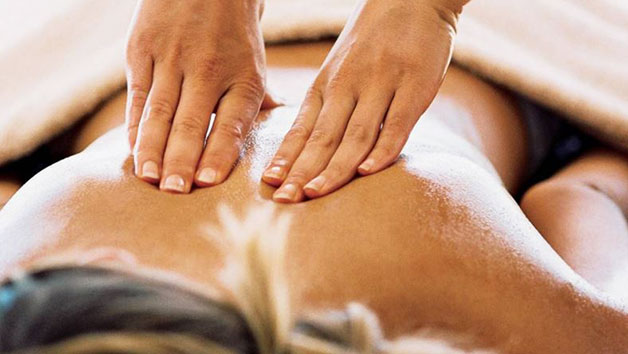 Buy Tranquil Spa Break for Two with 25 Minute Treatment and Dinner at Hastings Bannatyne Hotel