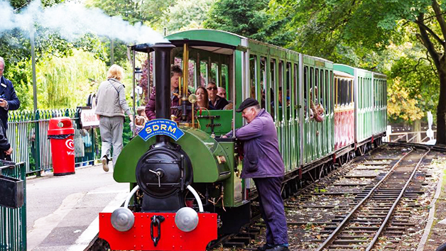 Click to view details and reviews for Family Steam Train And Adventure Experience With North Bay Railway.