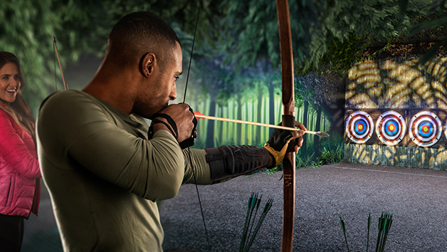 The Bear Grylls Archery For Two