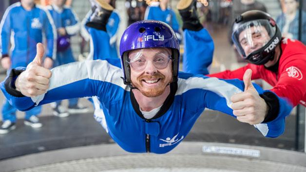 IFLY Indoor Skydiving In Basingstoke