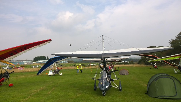 20 Minute Introductory Microlight Flying For One