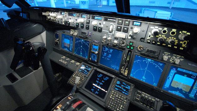 One Hour Flight Simulator For One At Jet Sim School