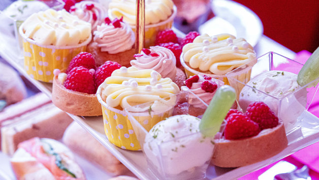 Buy Gin Afternoon Tea at B Bakery London for Two