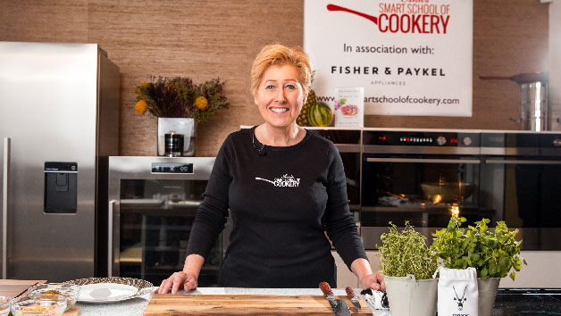 Street Food Express Making Workshop For One At Ann�s Smart School Of Cookery